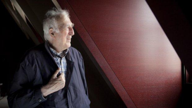20 juin 2012 : Jean VANIER, fondateur de l'ARCHE. Collège des Bernardins, Paris (75), France
