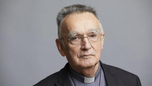 05 novembre 2018 : Mgr Georges PONTIER, Evêque de Marseille et Pdt de la CEF. France.  November, 5 th, 2018 : Georges PONTIER, Pdt of CEF and Bishop of Marseille. France.