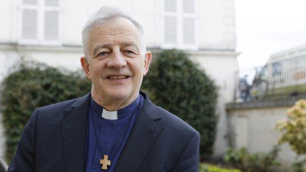 Mgr Philippe Marsset, nommé évêque auxiliaire de Paris