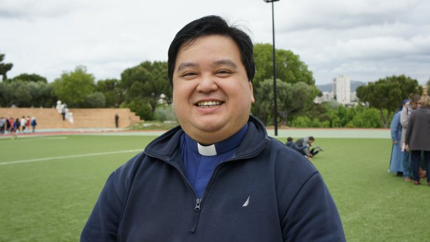 Père Martin Tran