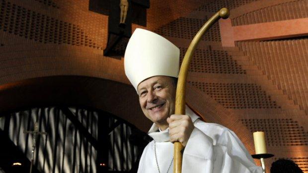 Mgr Michel Dubost c.j.m., nommé administrateur apostolique du diocèse de Cayenne