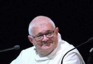Frère Charles, père abbé d'Abu Gosh © Abbaye Notre Dame du Bec-Hellouin