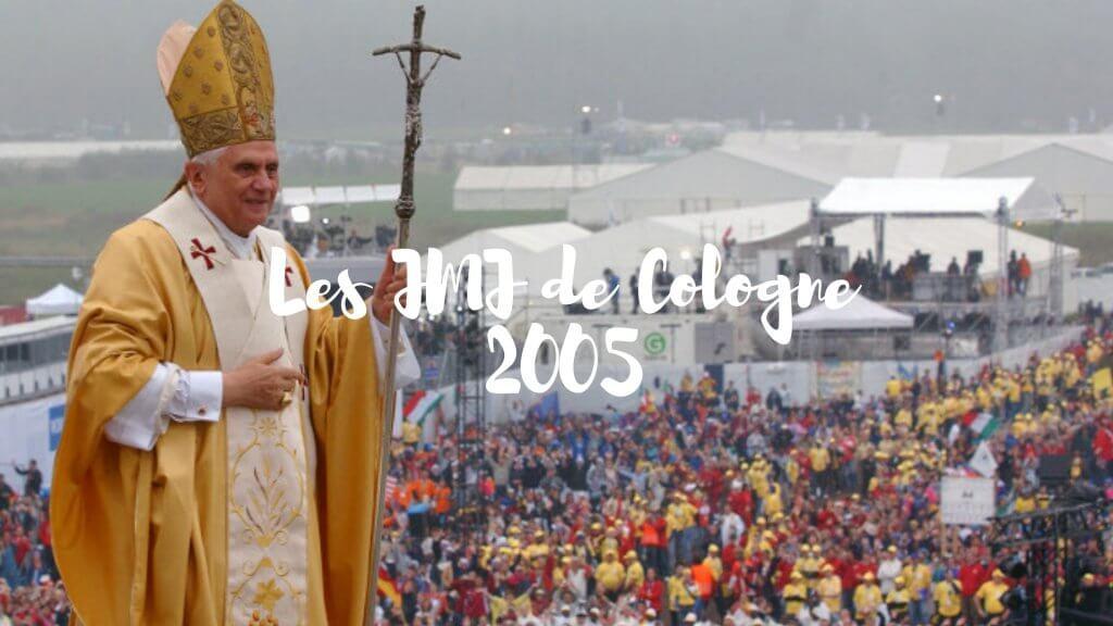 Les voyages de Benoit XVI