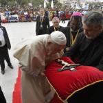 Pape Mozambique religieux