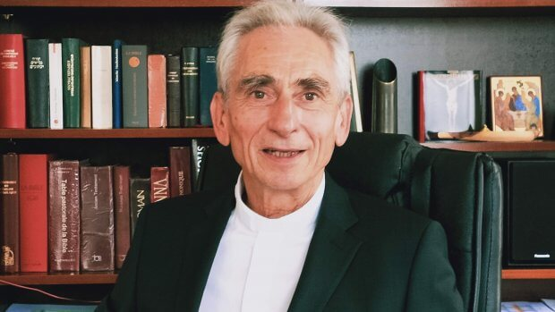 Père Marc Lambret