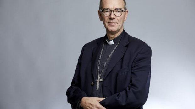 5 novembre 2018 : Mgr Philippe CHRISTORY, évêque de Chartres. France.
