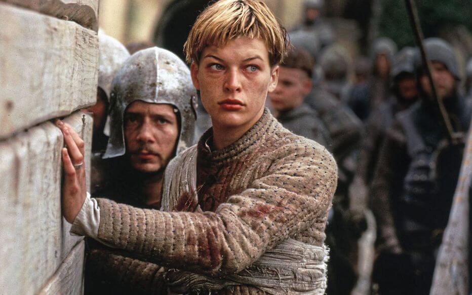 Jeane d'Arc