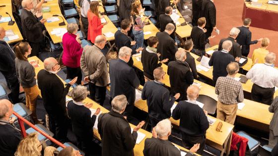 ap Lourdes novembre 2019 prieres Jour 2
