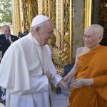 Pape bouddhisme