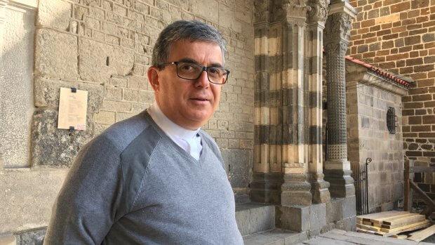 Père Bernard Planche - Le Puy