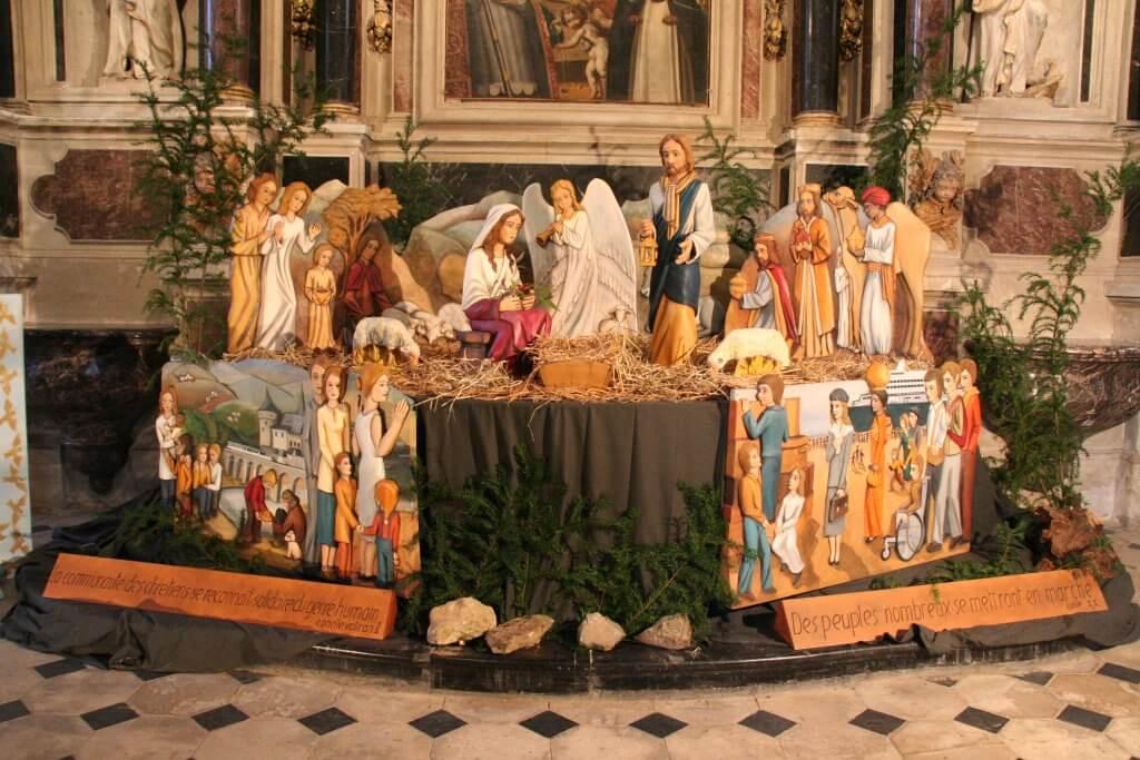 Crêche Cathédrale 2011 (2)
