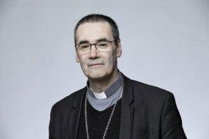 3 novembre 2017 : Portrait de Mgr Jacques HABERT, évêque de Séez. France.