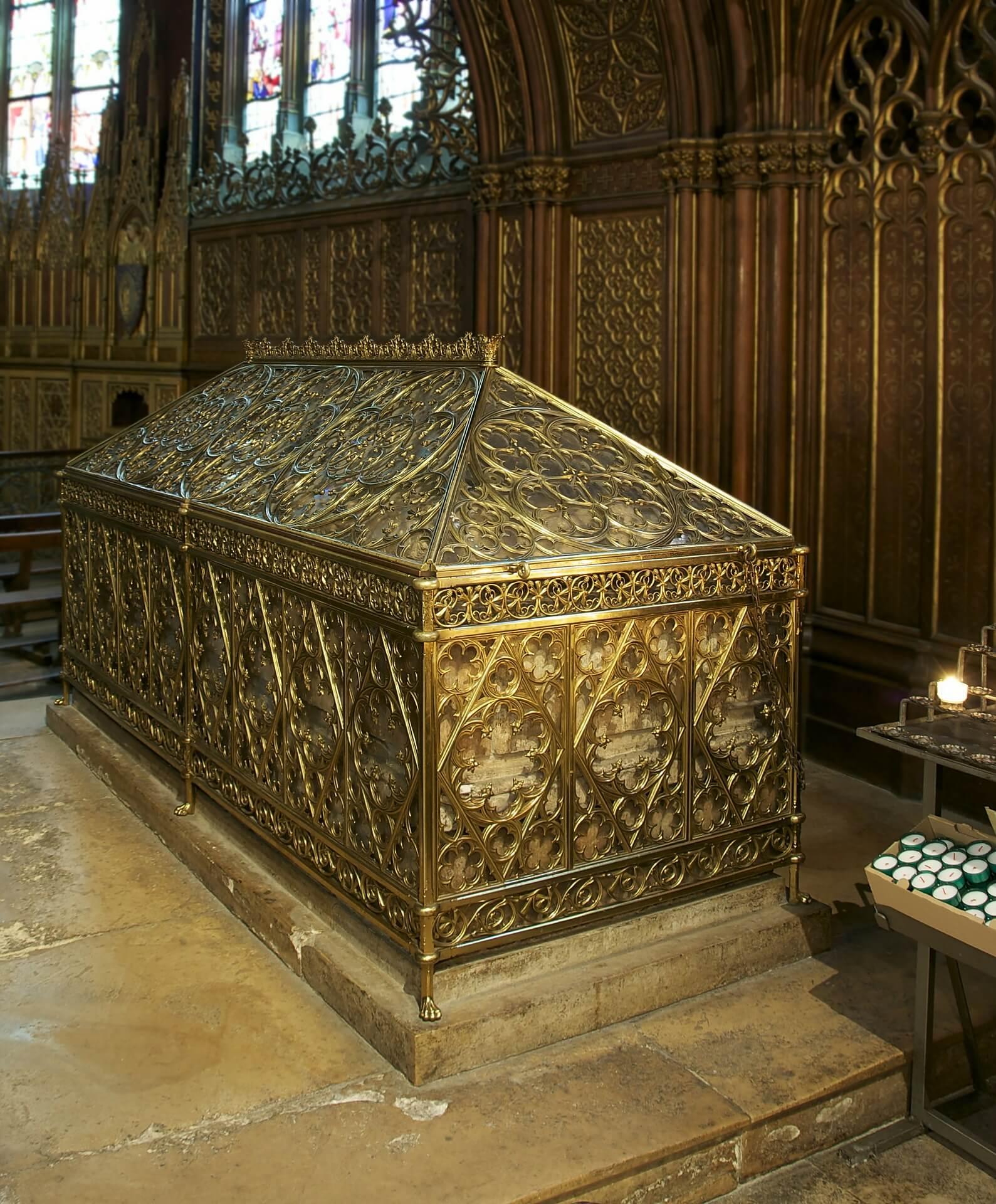 tombeau Sainte Geneviève