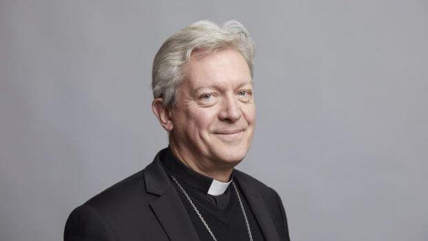 05 novembre 2018 : Portrait de MGR Jacques BENOIT GONNIN, évêque de Beauvais, Noyon et Senlis, France.