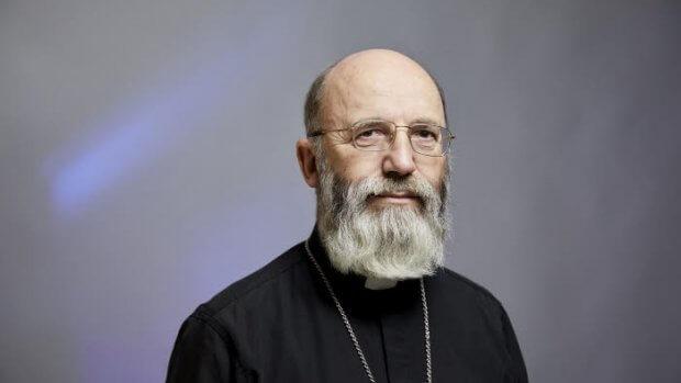 5 novembre 2018 : Mgr Raymond CENTENE, évêque de Vannes. France.