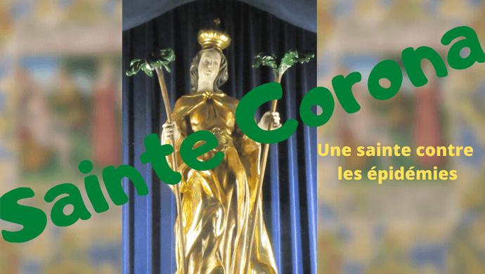 sainte corona