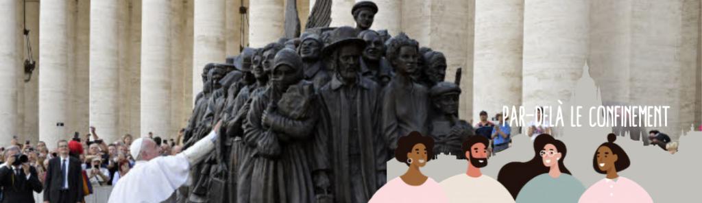 Foi espérance charité - BANNIERE DE HAUT DE PAGE DE THEME migrants