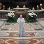 Pape Urbi et Orbi paques thumbnail 2020
