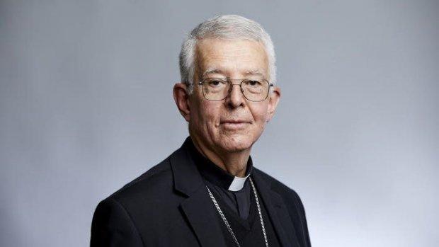 5 novembre 2018 : Mgr Guy de KERIMEL, évêque de Grenoble. France.