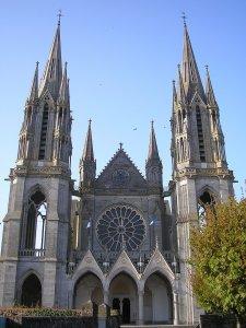 CC BY-SA 3.0 basilique Notre-Dame-de-Pontmain