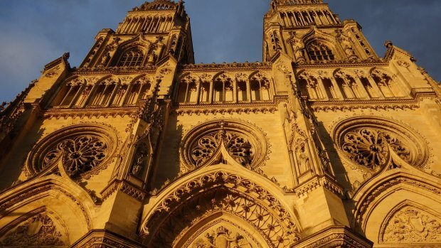 Cathedrale d'Orléans
