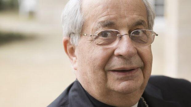25 février 2008: Mgr Gérard DEFOIS, archevêque, président Europe de Justice et Paix, Paris (75), France.