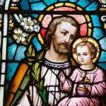 Joseph et l'Enfant Jésus