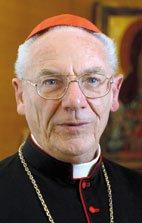 S. Ém. le cardinal Paul Poupard