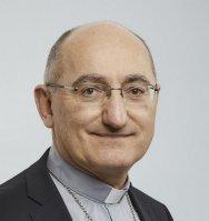 Mgr Hervé Giraud