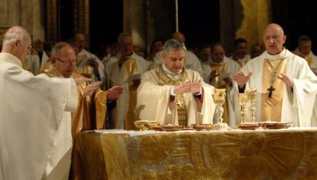 Ordination de Mgr Aillet