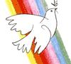 colombe logo Sant'Egidio