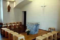 Oratoire de l'hopital à Lourdes