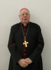 S. Exc. Mgr François Bacqué