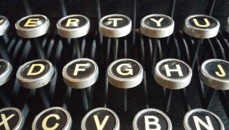 magazine, écrire, publication